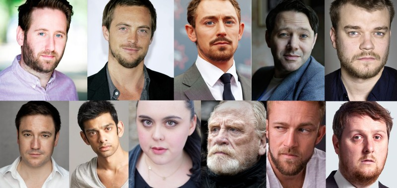 Cast announced as filming commences onSTAG
