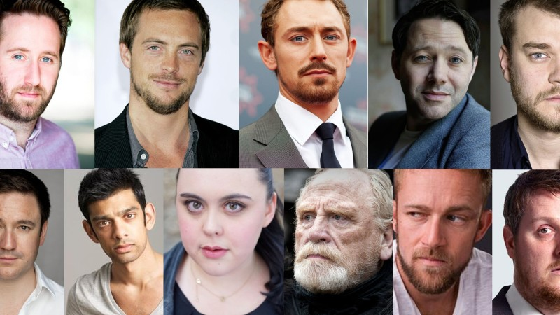 Cast announced as filming commences on STAG